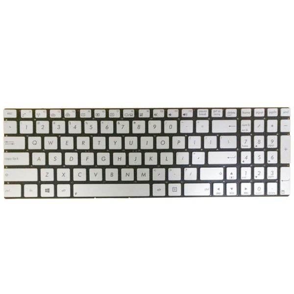 Laptop keyboard for Asus N550JV-DB71